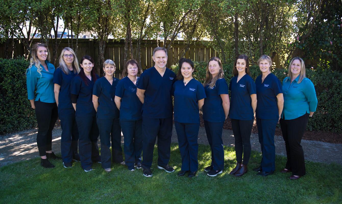 Staff At Pienaar Health Dental Surgeons In Motueka Nelson NZ