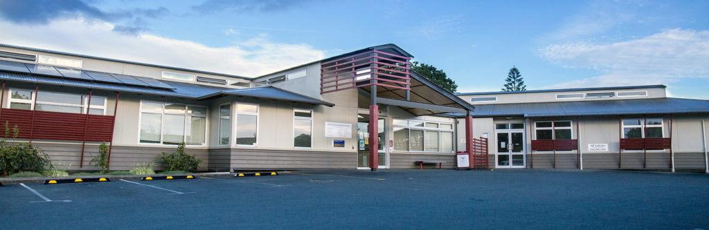Exterior Of Building At Pienaar Health Dental In Motueka Nelson NZ